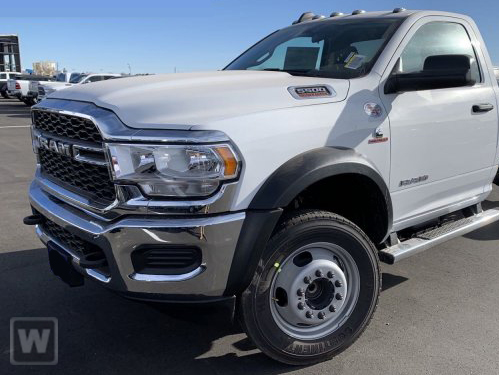 2020 Ram 5500 Regular Cab DRW 4x4, Cab Chassis #M201342 - photo 1