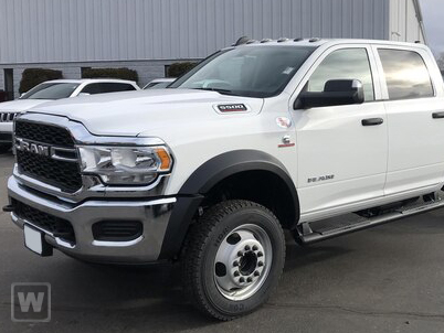 2020 Ram 5500 Crew Cab DRW 4x4, Harbor Combo Body #RM211463 - photo 1