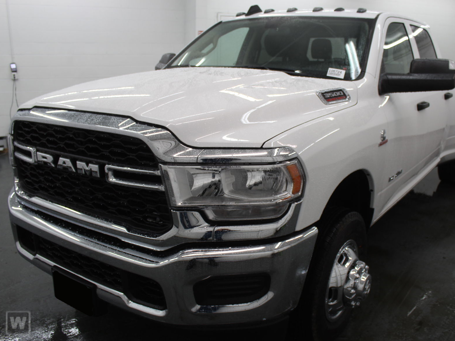 2020 Ram 3500 Crew Cab DRW 4x4, Future Line Platform Body #L1206 - photo 1