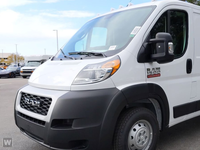 2020 Ram ProMaster 1500 Standard Roof FWD, Empty Cargo Van #R20148 - photo 1