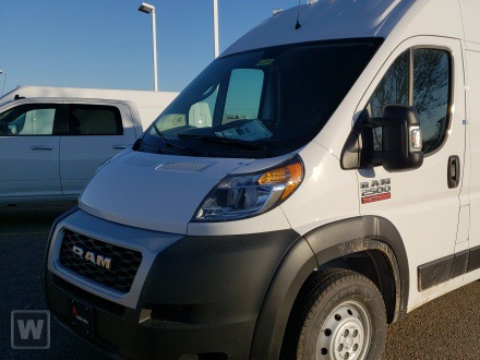 2020 ProMaster 2500 High Roof FWD, Empty Cargo Van #R200095 - photo 1