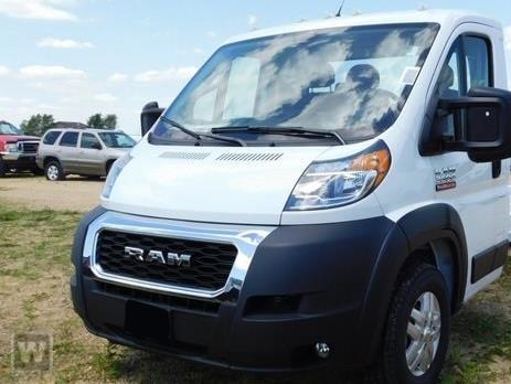 2020 Ram ProMaster 3500 FWD, Supreme Spartan Cargo Cutaway Van #20692 - photo 1
