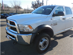2015 Ram 4500 Crew Cab DRW 4x4, Service Body #M91651 - photo 1