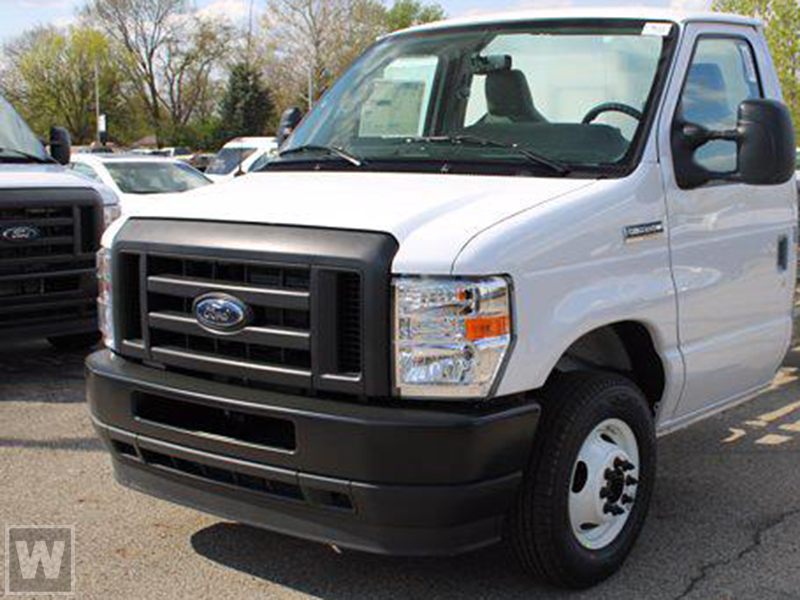2022 Ford E-350 4x2, Box Truck #2R2500 - photo 1