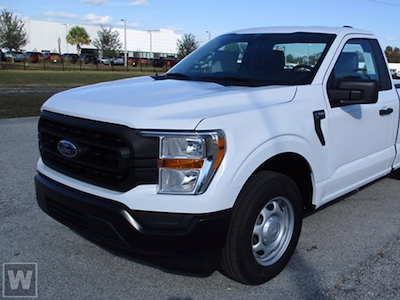 2021 Ford F-150 Regular Cab 4x4, Pickup #JF17578 - photo 1
