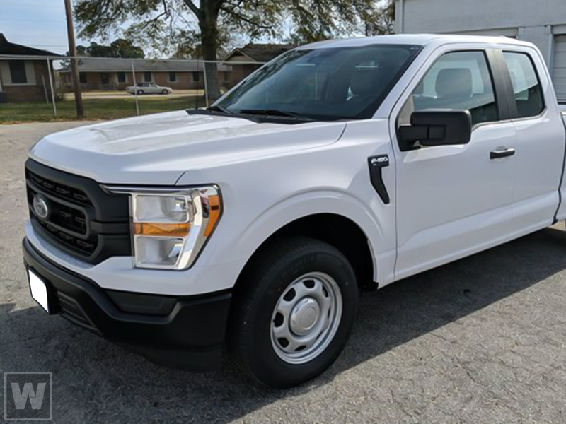 2021 Ford F-150 Super Cab 4x2, Pickup #T11255 - photo 1