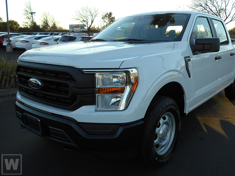 2021 Ford F-150 SuperCrew Cab 4x4, Pickup #MFA70110 - photo 1