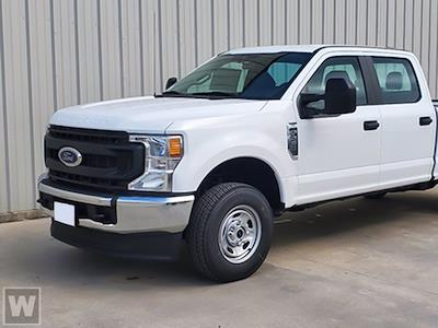 2021 Ford F-250 Crew Cab 4x4, Pickup #MEC90631 - photo 1