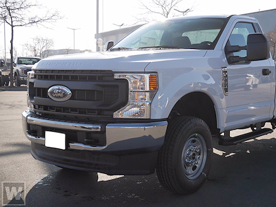 2021 F-250 Regular Cab 4x2,  Cab Chassis #MED61060 - photo 1