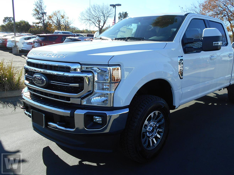 2021 Ford F-250 Crew Cab 4x4, Pickup #WU10109 - photo 1