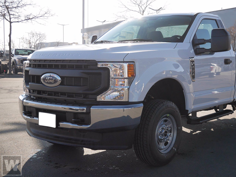 2021 Ford F-250 Regular Cab 4x4, Cab Chassis #F210080 - photo 1