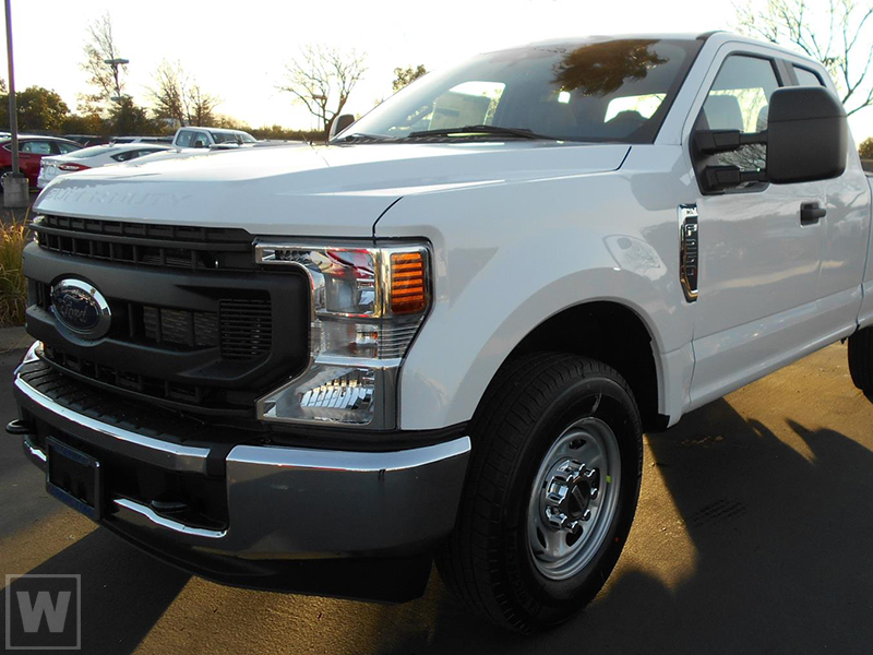 2021 Ford F-250 Super Cab 4x4, Knapheide Service Body #M747F - photo 1