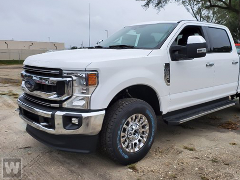 2021 Ford F-250 Crew Cab 4x4, Pickup #MEC91000 - photo 1