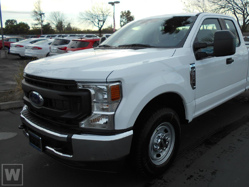 2021 Ford F-350 Super Cab 4x4, Cab Chassis #FN215170 - photo 1