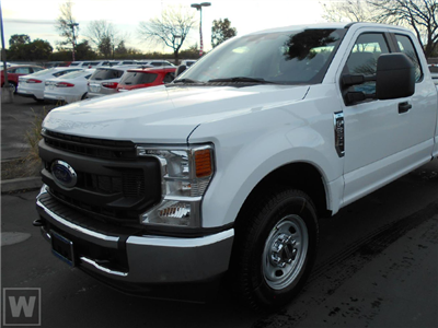 2021 Ford F-350 Super Cab 4x4, Cab Chassis #RN22977 - photo 1