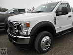 2021 Ford F-450 Regular Cab DRW 4x4, Cab Chassis #FQ212626 - photo 1