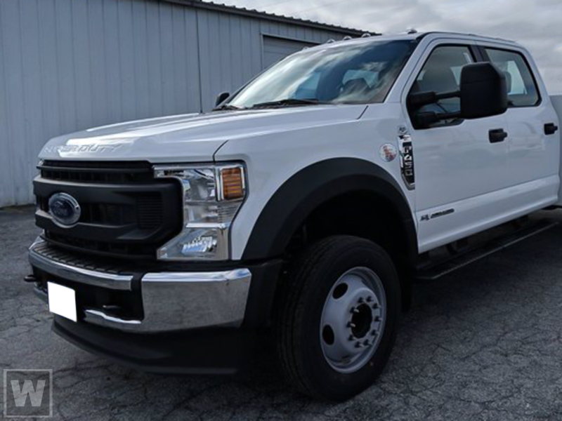 2021 Ford F-450 Crew Cab DRW 4x4, Pickup #MED29574 - photo 1