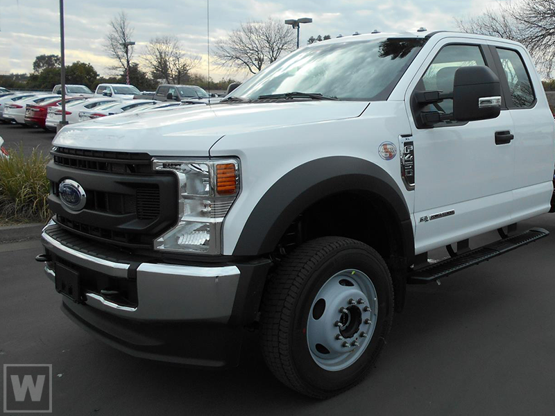 2021 Ford F-450 Super Cab DRW 4x4, Cab Chassis #MT5615 - photo 1