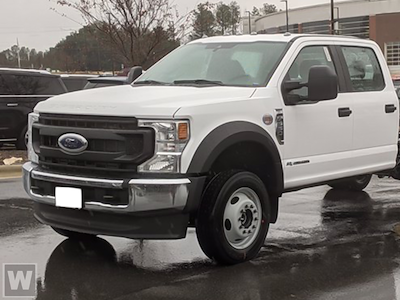 2021 F-550 Crew Cab DRW 4x2,  Cab Chassis #MED58091 - photo 1