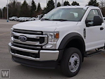2021 Ford F-550 Regular Cab DRW 4x4, Cab Chassis #FN215140 - photo 1