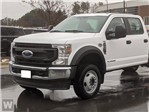 2021 Ford F-550 Crew Cab DRW 4x4, Cab Chassis #MC6545 - photo 1