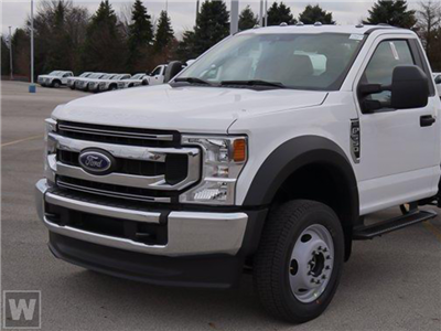 2021 Ford F-550 Regular Cab DRW 4x4, Cab Chassis #FU1216 - photo 1