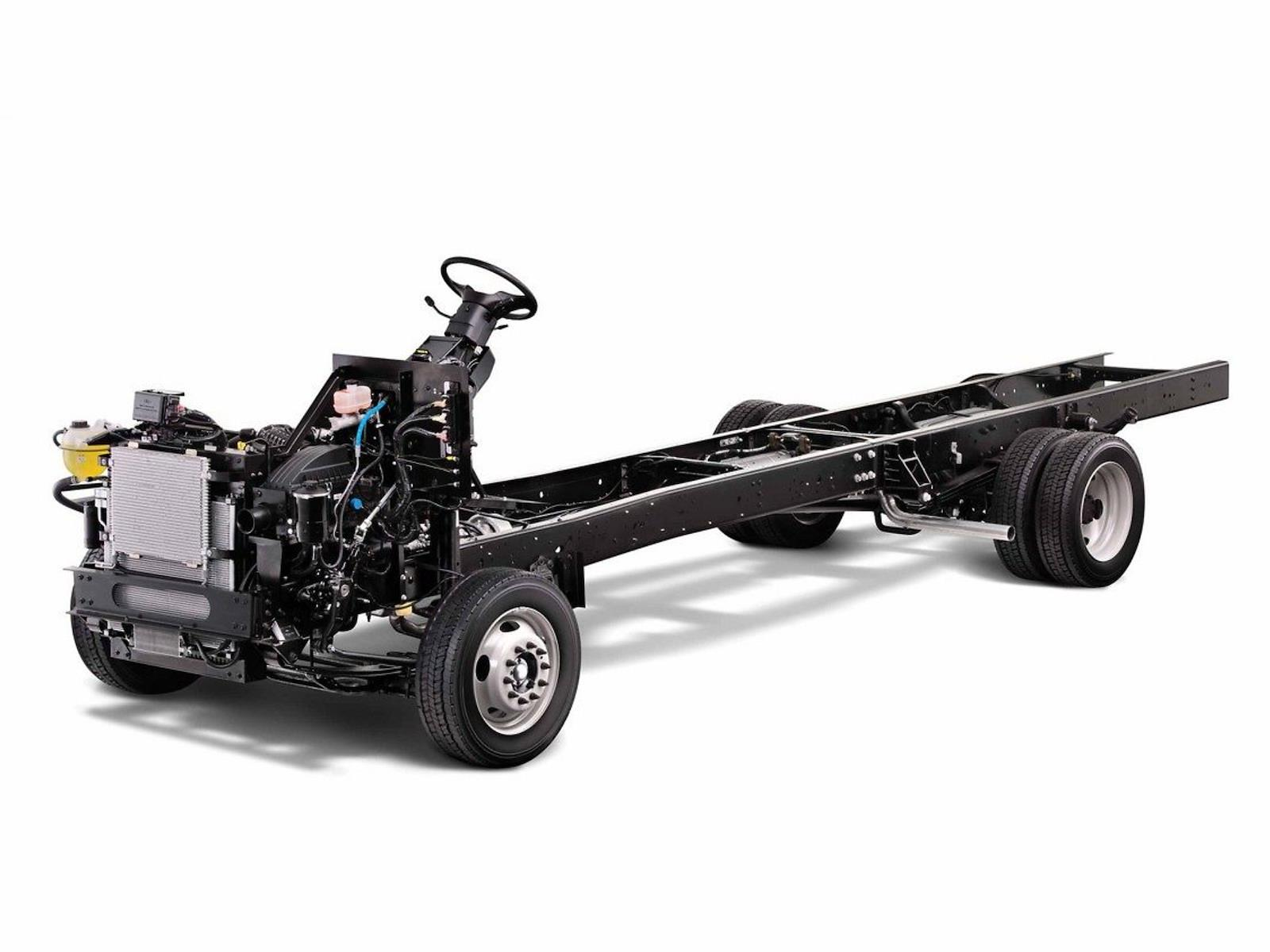 2020 Ford F-59 4x2, Stripped Chassis #FT15744 - photo 1
