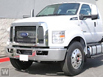 2022 F-650 Super Cab DRW 4x2,  PJ's Truck Bodies Landscape Dump #JF02937 - photo 1