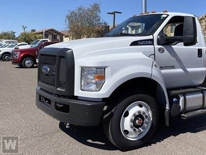 2022 Ford F-750 Regular Cab DRW 4x2, Cab Chassis #NDF00077 - photo 1