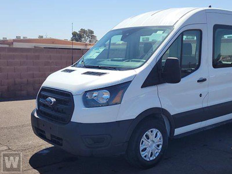 2020 Ford Transit 150 Medium Roof 4x2, Passenger Wagon #31524 - photo 1