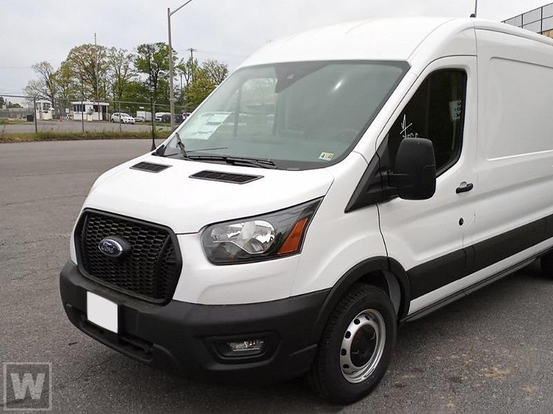 2021 Ford Transit 150 Medium Roof AWD, Empty Cargo Van #F21243 - photo 1