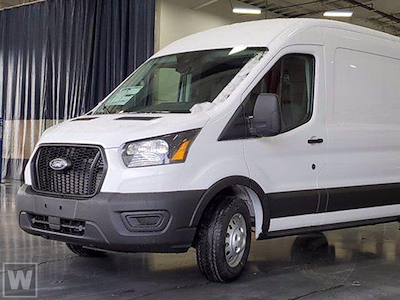 2021 Ford Transit 250 Medium Roof 4x2, Empty Cargo Van #FM1440 - photo 1