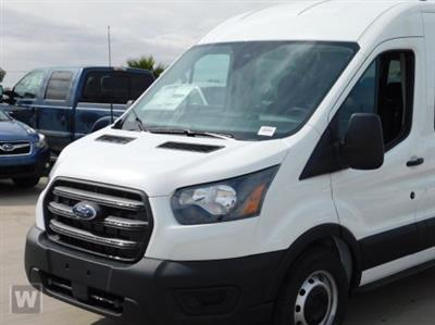 2020 Ford Transit 350 Med Roof RWD, Passenger Wagon #C01121 - photo 1
