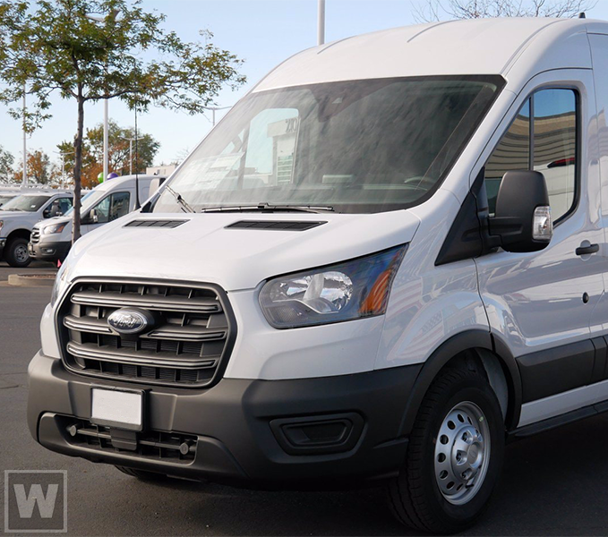 2020 Ford Transit 350 Medium Roof 4x2, Crew Van #20DL046 - photo 1