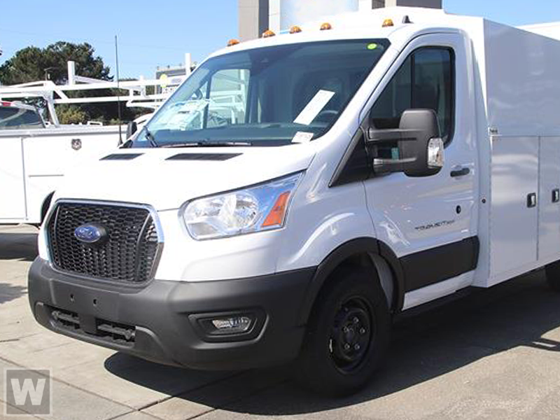 2021 Ford Transit 350 Low Roof AWD, Empty Cargo Van #21111 - photo 1