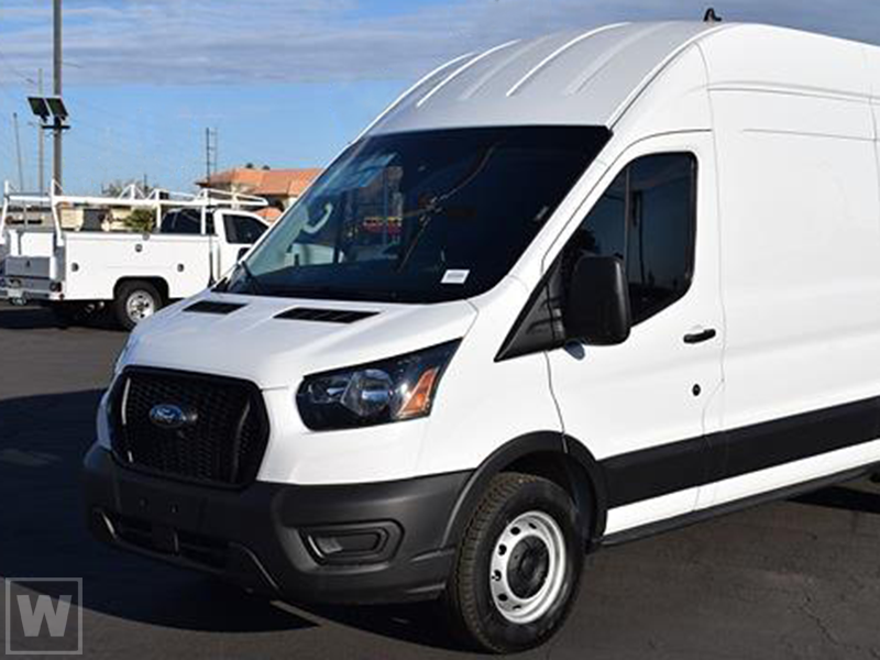 2021 Ford Transit 350 High Roof AWD, Empty Cargo Van #1693W3U - photo 1
