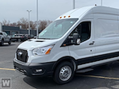 2021 Transit 350 HD 4x2,  Royal Truck Body RSV Service Body #FM2703 - photo 1