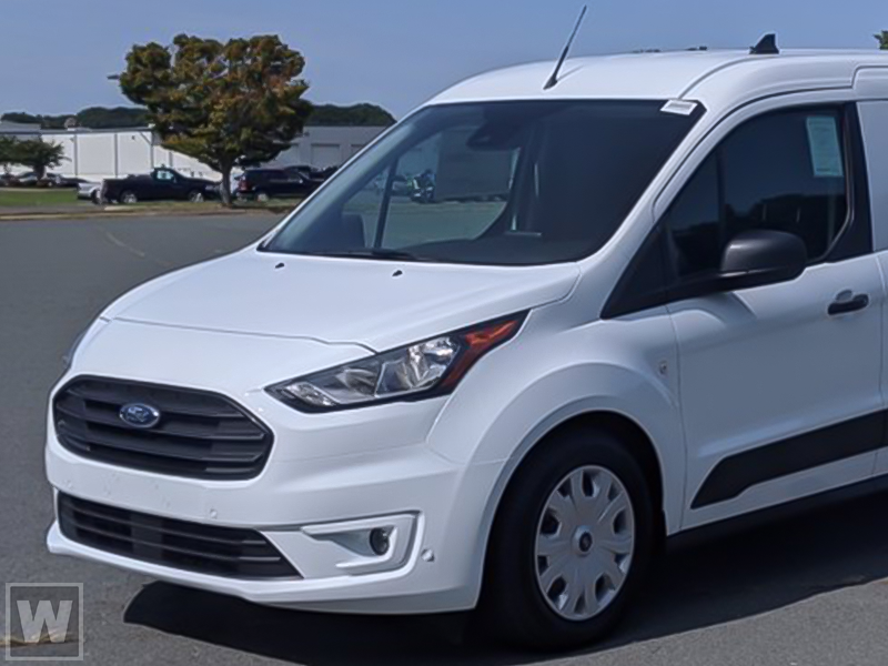 2020 Ford Transit Connect FWD, Empty Cargo Van #FL1354 - photo 1