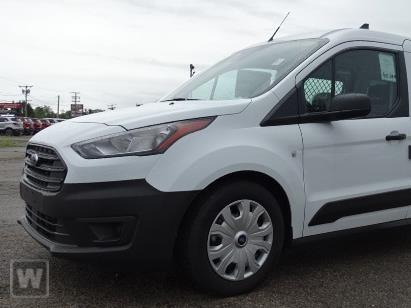 2021 Ford Transit Connect, Empty Cargo Van #J486366 - photo 1