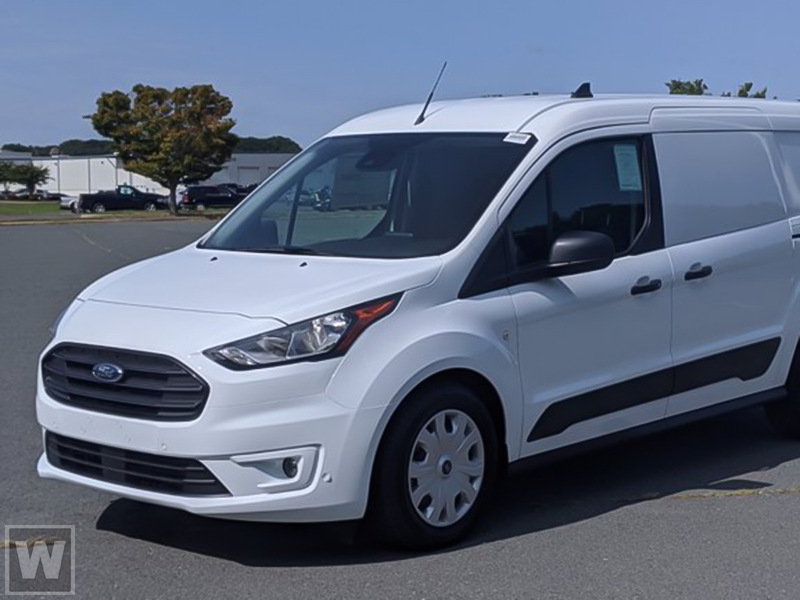 2021 Ford Transit Connect FWD, Empty Cargo Van #FM122 - photo 1