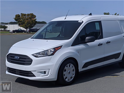 2021 Ford Transit Connect, Empty Cargo Van #J493268 - photo 1