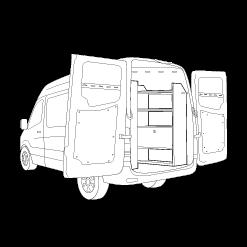 Upfitted Cargo Van