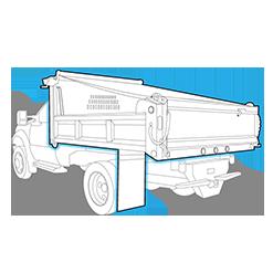 knapheide work ready upfitted trucks