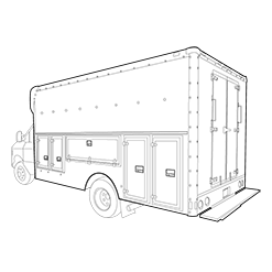 Service Utility Vehicle