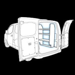 Compact Van Upfit