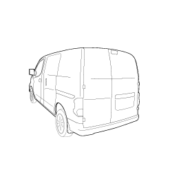 Compact Cargo Van