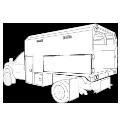 Chevrolet Refrigerated Body Trucks Phoenix, AZ