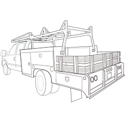 Chevrolet Commercial Work Trucks and Vans for Sale